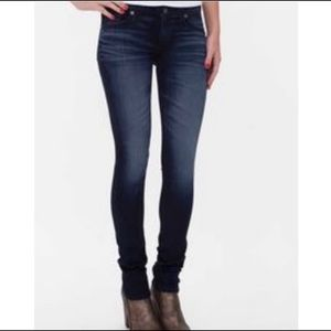 EUC Big Star Liv Skinny Stretch Jeans Sz 28L